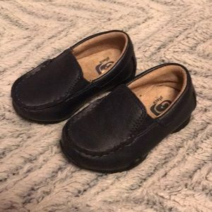 Baby dress shoes black Size 4